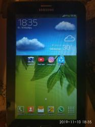 Samsung a 3 - Кыргызстан: Продаётся планшет Samsung galaxy tab 3 sm-T111