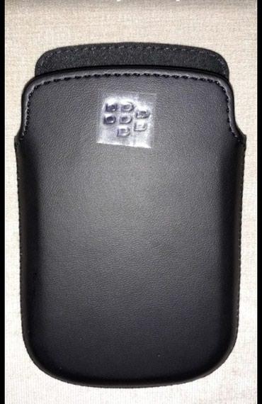 BlackBerry kabura heç istifadə olunmayıb yenidi. - Bakı