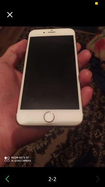 apple iphone 6 s в Кыргызстан: Б/У iPhone 6s 32 ГБ Розовый