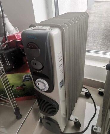 Radijator - Srbija: Uljani radijator 6699 din Karakteristike: Snaga 2400 W ;