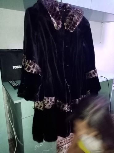 Женская одежда в Каинды: Шуба норка. В идеальном состоянии. Цельный