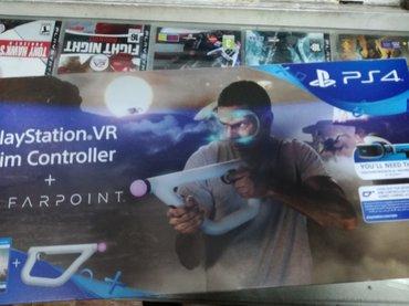 Bakı şəhərində PlayStation viar dual control