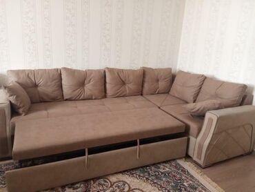 qobu - Azərbaycan: Künc divan satılır tezedi çox səliqəli istifadə olunub heç bir defekti