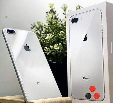 rolls royce silver spur в Кыргызстан: IPhone 8 Plus 256 ГБ Белый