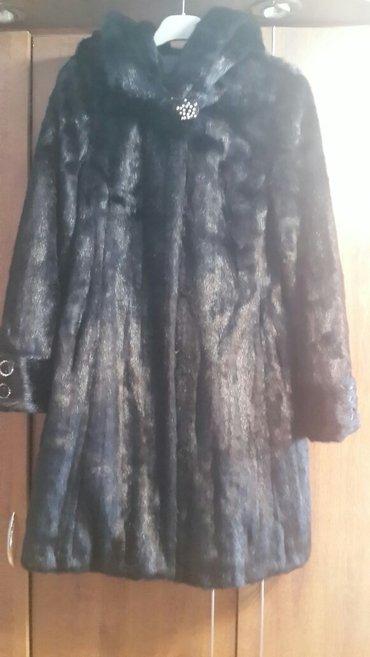 шикарная норковая шуба в Кыргызстан: Норковая шуба- шикарная! в рассрочку(одевала 1 раз на свадьбу)!