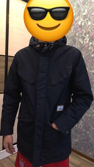 Продаю 2 куртки за 1200сом. Один зимний средней длины, второй