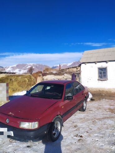 Мол булак нарын - Кыргызстан: Volkswagen Passat 1.8 л. 1989 | 1000 км