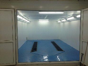 Аренда складов и мастерских в Кыргызстан: Сдаю боксы,помещение  под Автомалярку Для мотористов и т.д. Есть двор