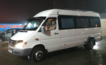 Продаю Mercedes-Benz Sprinter 416 Белый цвет в Бишкек