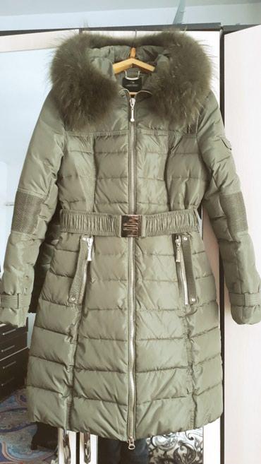 Куртка пуховик, отличное состояние, в Бишкек