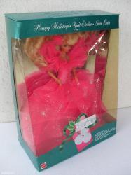 Barbie happy holidays, nuit etoilee, grain gala, 1991. European star - Novi Sad