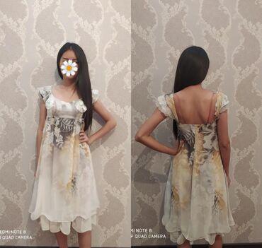 Срочно продаю очень нежное платье в за 500 (новая с этикеткой)