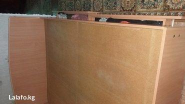 срочно! срочно продаю двух-спальную кровать в отлич. состоянии в Бишкек