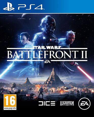 star 2 - Azərbaycan: Battlefront 2 star wars. Satışda PS4 üçün Bütün Oyunlar və Aksesuarlar