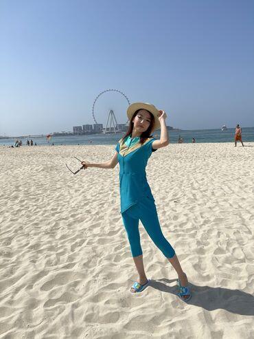 Спорт и отдых - Кыргызстан: Скромные купальные костюмы. Защита от солнца spf50. Быстросохнущая