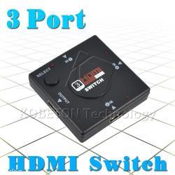 HDMI switch 3 u 1 - akcija !        Ako nemate dovoljno hdmi ulaza na  - Beograd