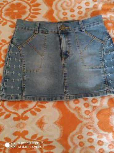 с-юбкой в Кыргызстан: Юбки и шорты джинсовые по 250