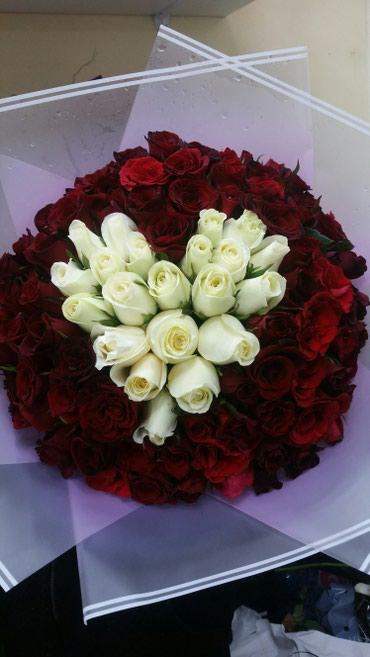 Розы по акции от 15 сом!!! в Бишкек