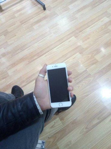 Продаю iphone 6 16 gb работает отлично В комплекте зарядник и несколь в Бишкек