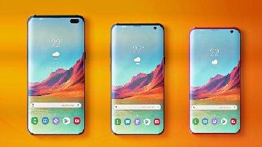 Samsung galaxy camera - Кыргызстан: Новый Samsung Galaxy S10