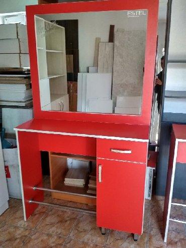 стол большой для дома в Кыргызстан: Стол для салонов красоты и парикмахерской . Только звоните  Сделаем ск