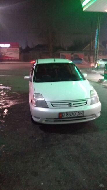 стрим хонда в Кыргызстан: Honda Stream 1.7 л. 2002 | 200000 км