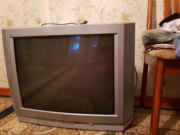 Продаю телевизор фирмы JVC( оригинал) в Бишкек