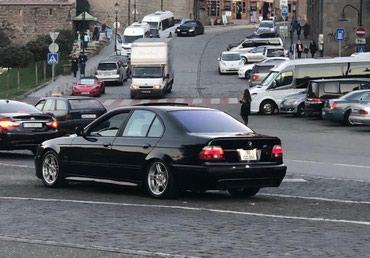 Sumqayıt şəhərində BMW 525 2001