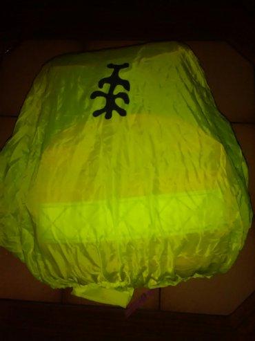 Skolska torba sa anatomskim uloskom za ledja, tri pregrade,dva dzepa - Sombor