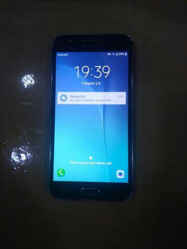 telefon ekranlari - Azərbaycan: İşlənmiş Samsung Galaxy J5 16 GB qara