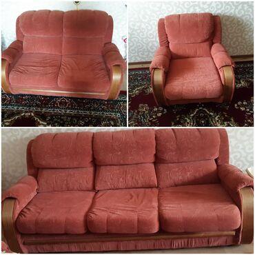 tkan dlja obivki kuhonnoj mebeli в Кыргызстан: Продаю мягкую мебель четверка,в хорошем состоянии