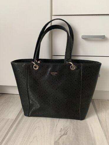 Aldo torba - Srbija: Guess original prelepa torba, sve je u top stanju samo su se rucke