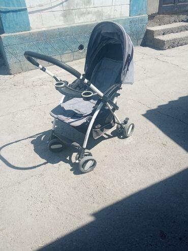 Детский мир - Александровка: Продаю коляску в отличном состоянии .тел Сокулук