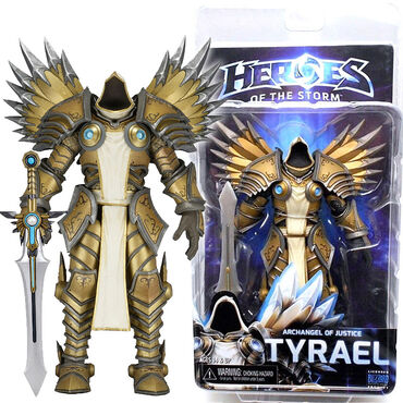 Archangel Tyrael of Justice Diablo Heroes of the Storm  Visin