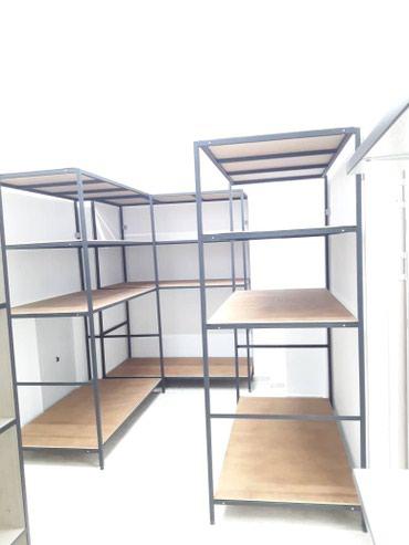 Продаю складские стеллажи. Любые размеры. в Бишкек