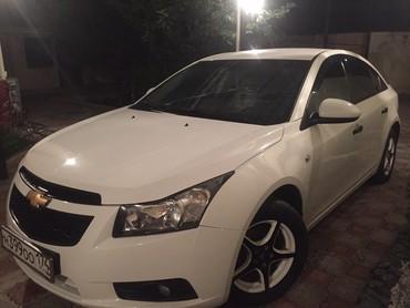 Chevrolet в Бишкек: Chevrolet Cruze 1.6 л. 2011   90000 км