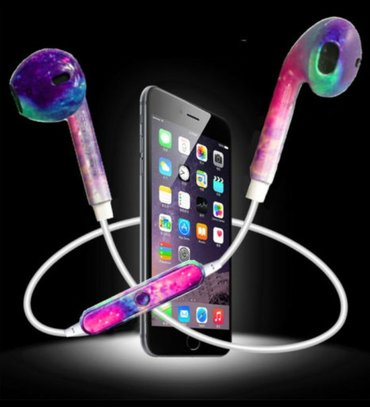 Bakı şəhərində Iphone, samsung və digər telefonlar üçünblutuz stereo qulaqliq