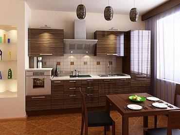 Кухонные шкафы, оригинальные решения на заказ. Бишкек. в Бишкек
