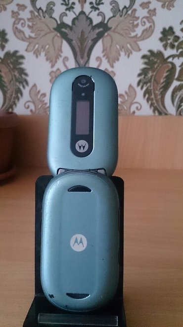 Motorola u6 состояние отличное. привозной с германии. в Бишкек