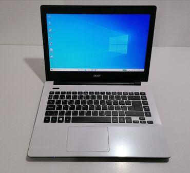 ACER Intel Celeron N2940 1,83GHz, 4GB DDR3, hdd 320GBACER E5-411