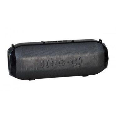 Портативная Bluetooth колонка WSJAR E222, черная