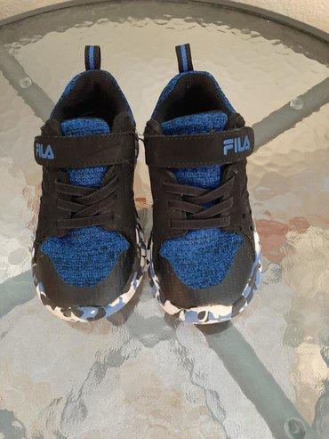 Dečije Cipele i Čizme - Svilajnac: Patike fila broj 26 U odlicnom su stanju