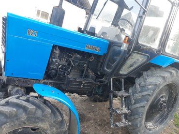 Беларус трактор сатылат в Кызыл-Кия