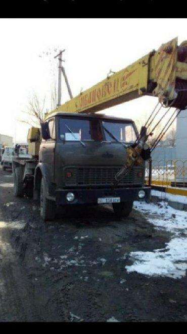 Эвакуатор кран манипулятор - Кыргызстан: Услуги Кран