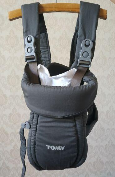 слинги эргорюкзаки в Кыргызстан: Слинг для малыша б/у в отличном состоянии. Прочный и качественный из