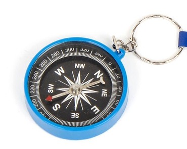 - Kompas privezak 5cm - Nis