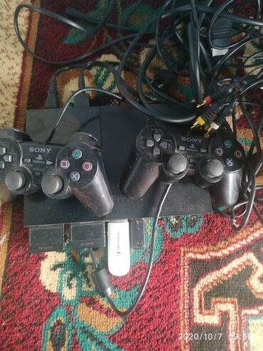 PS2 & PS1 (Sony PlayStation 2 & 1) - Кыргызстан: PS2 & PS1 (Sony PlayStation 2 & 1)