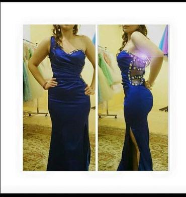 Bakı şəhərində Вечернее платье от 36до42размера есть