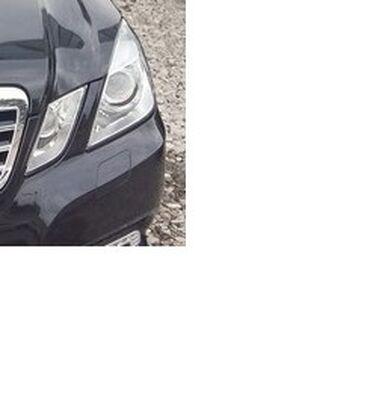 mersedes fara - Azərbaycan: Mercedes E-250 sağ tərəf fara (paxlava). Döngələrdə lampaların