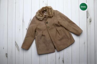 Детский мир - Украина: Дитяче пальто Next, р.28    Довжина: 49 см Рукав: 40 см Напівобхват гр